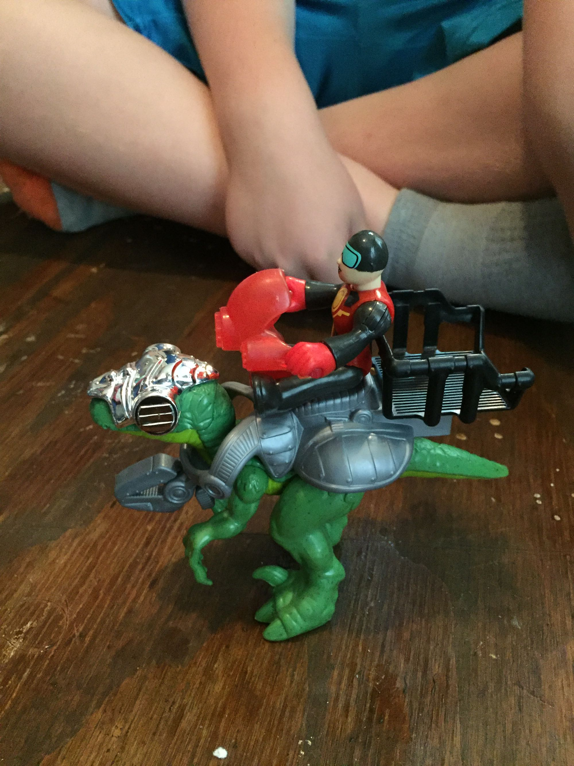 Fisher Price Imaginext Dinosaur