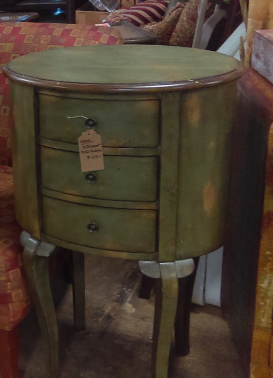 Occasional / Side Table @ Brass Bear :bear: 2652 Valleydale Rd. Birmingham (Hoover) AL 35244 -- 205-566-0601