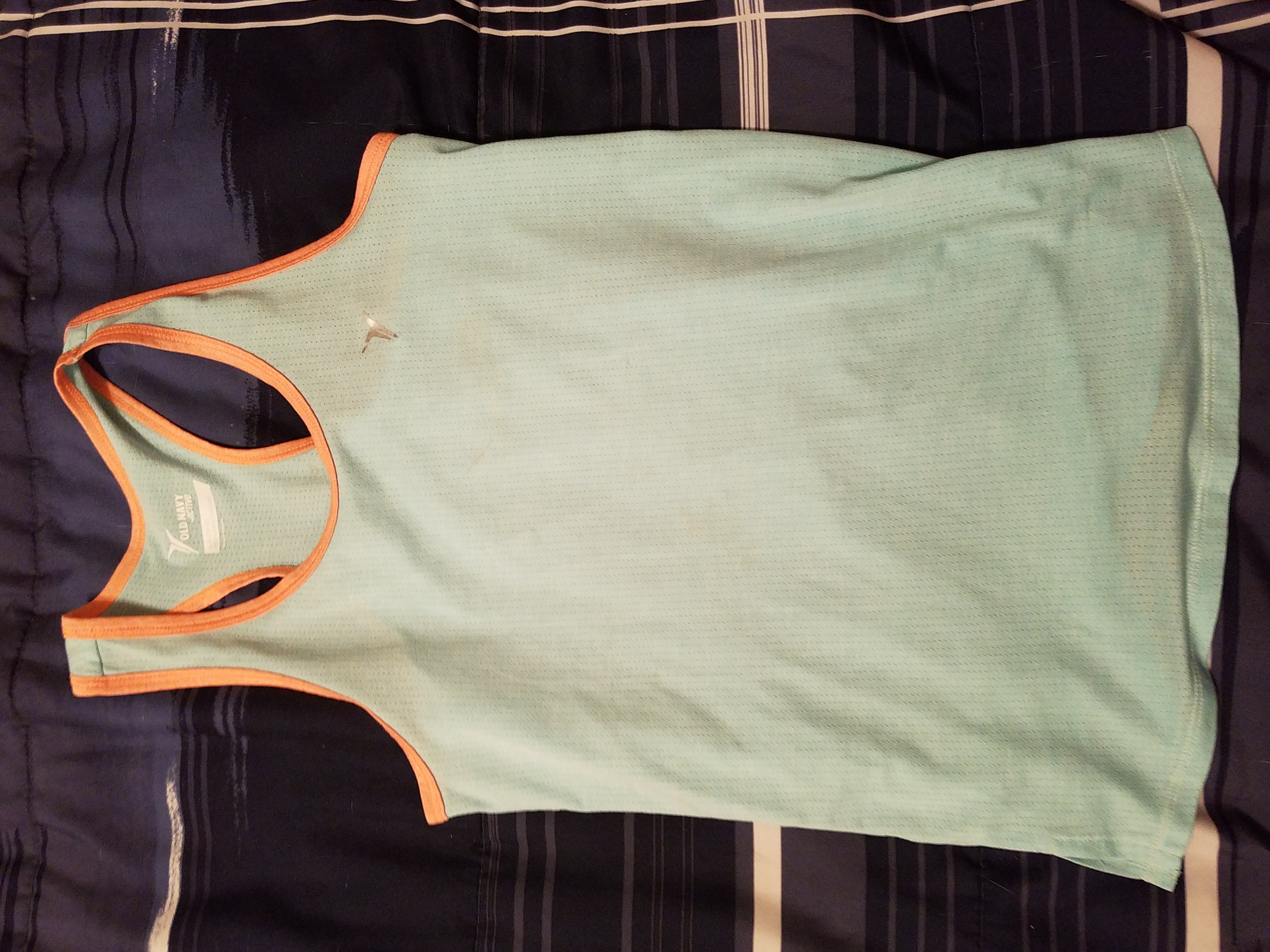 Girls Old Navy Active tank L 10/12