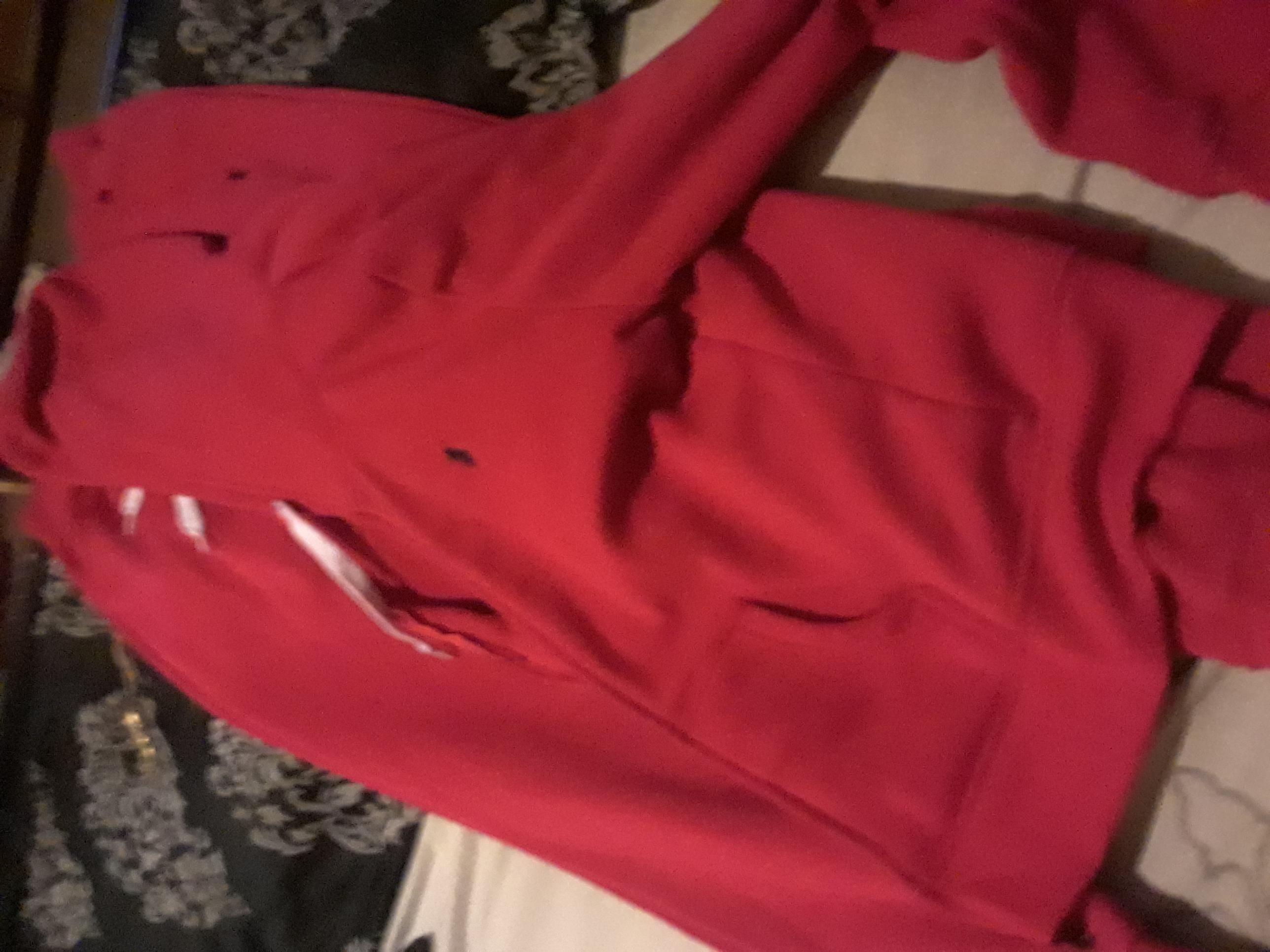 Polo jogger suit