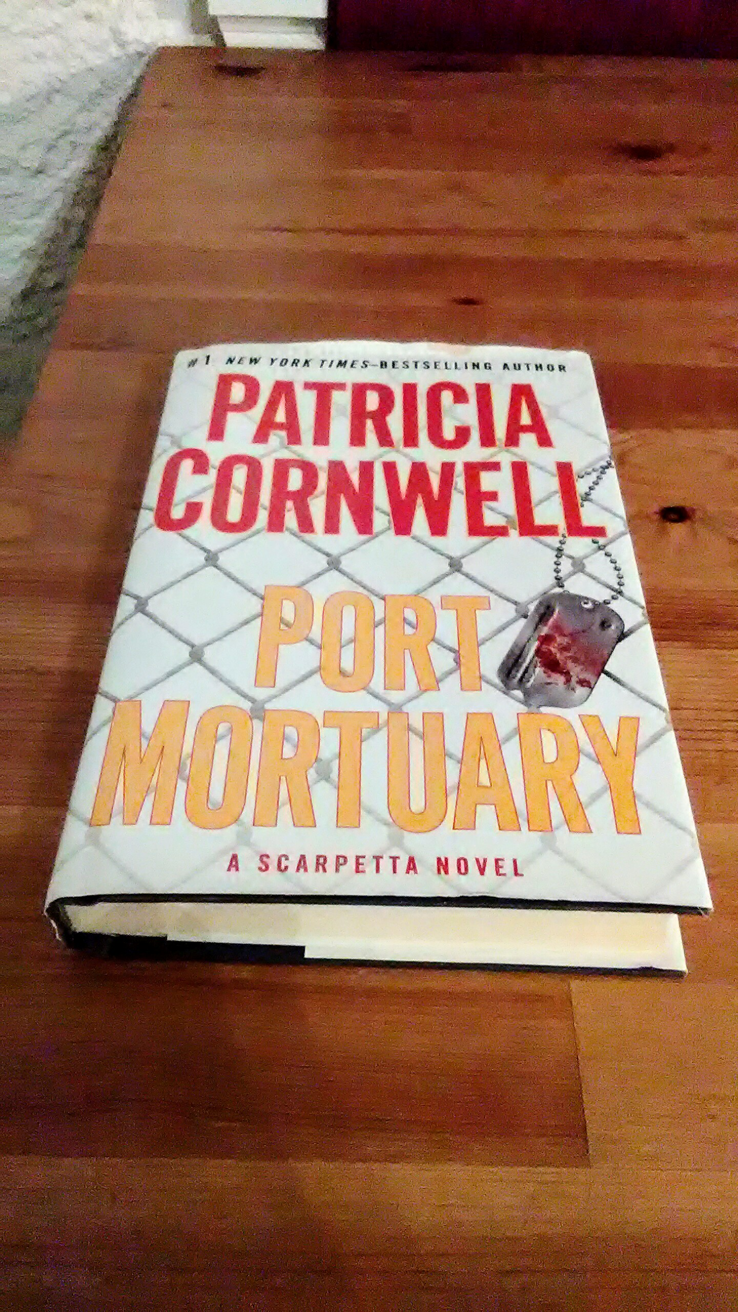 Port Mortuary (Book)