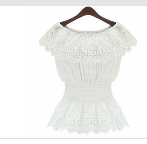 NWT xl off the shoulder blouse
