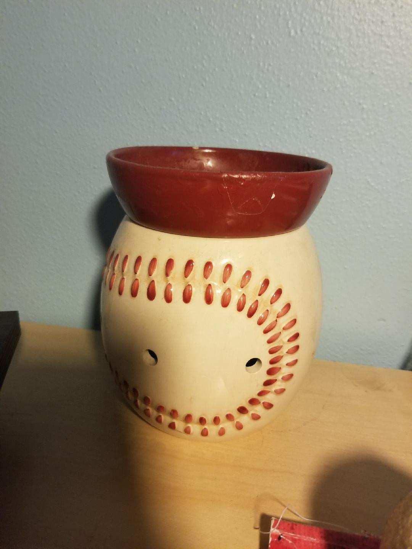Scentsy Baseball Warmer