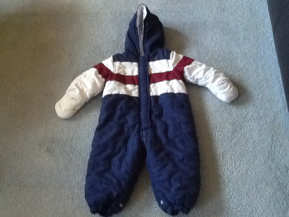 First Impression Brand Snowsuit