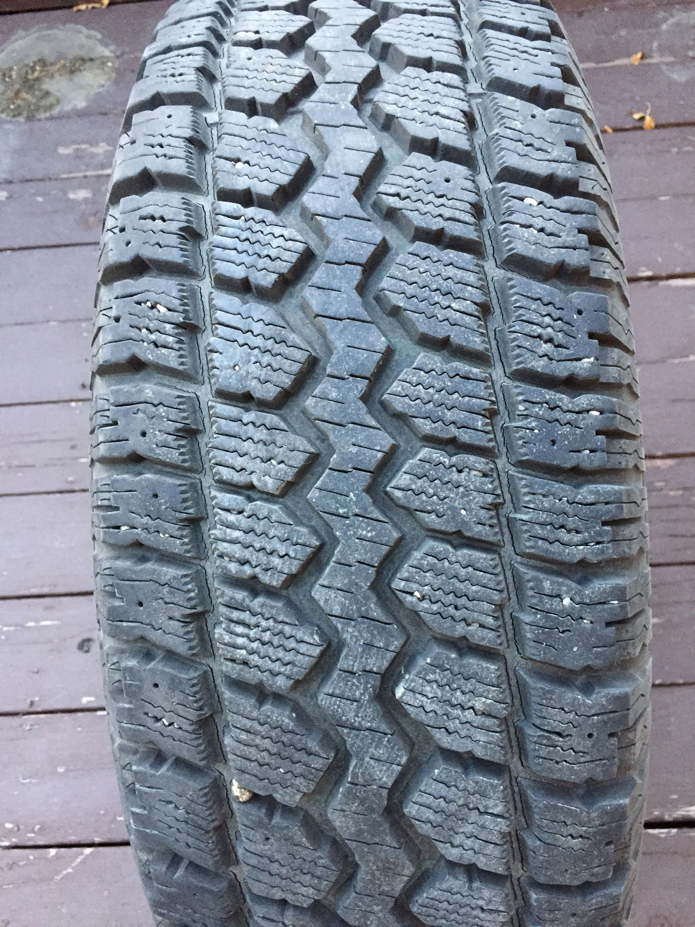 Winter Tires 235/70R16