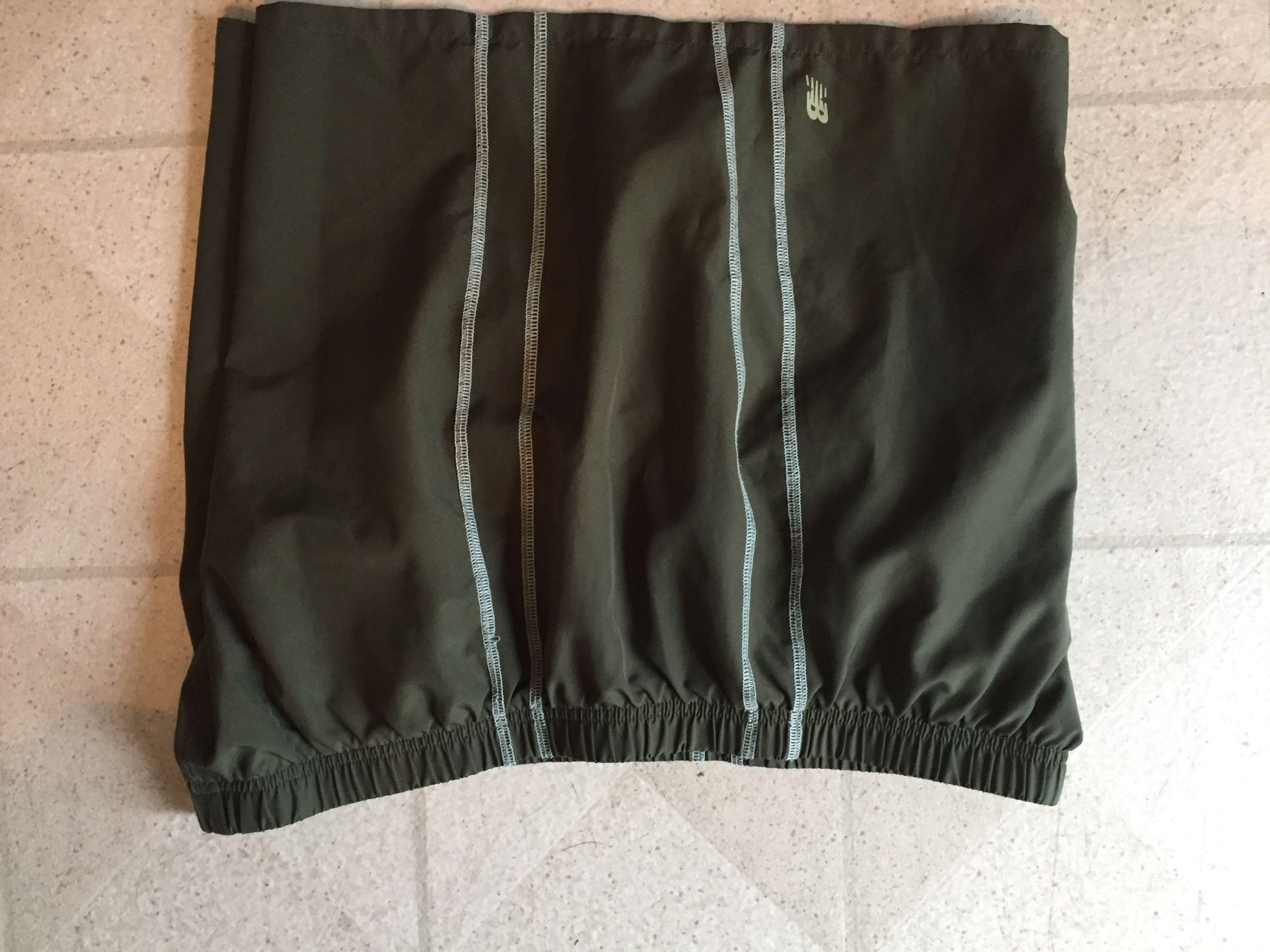 2XL NEW BALANCE SHORTS WITH LINER