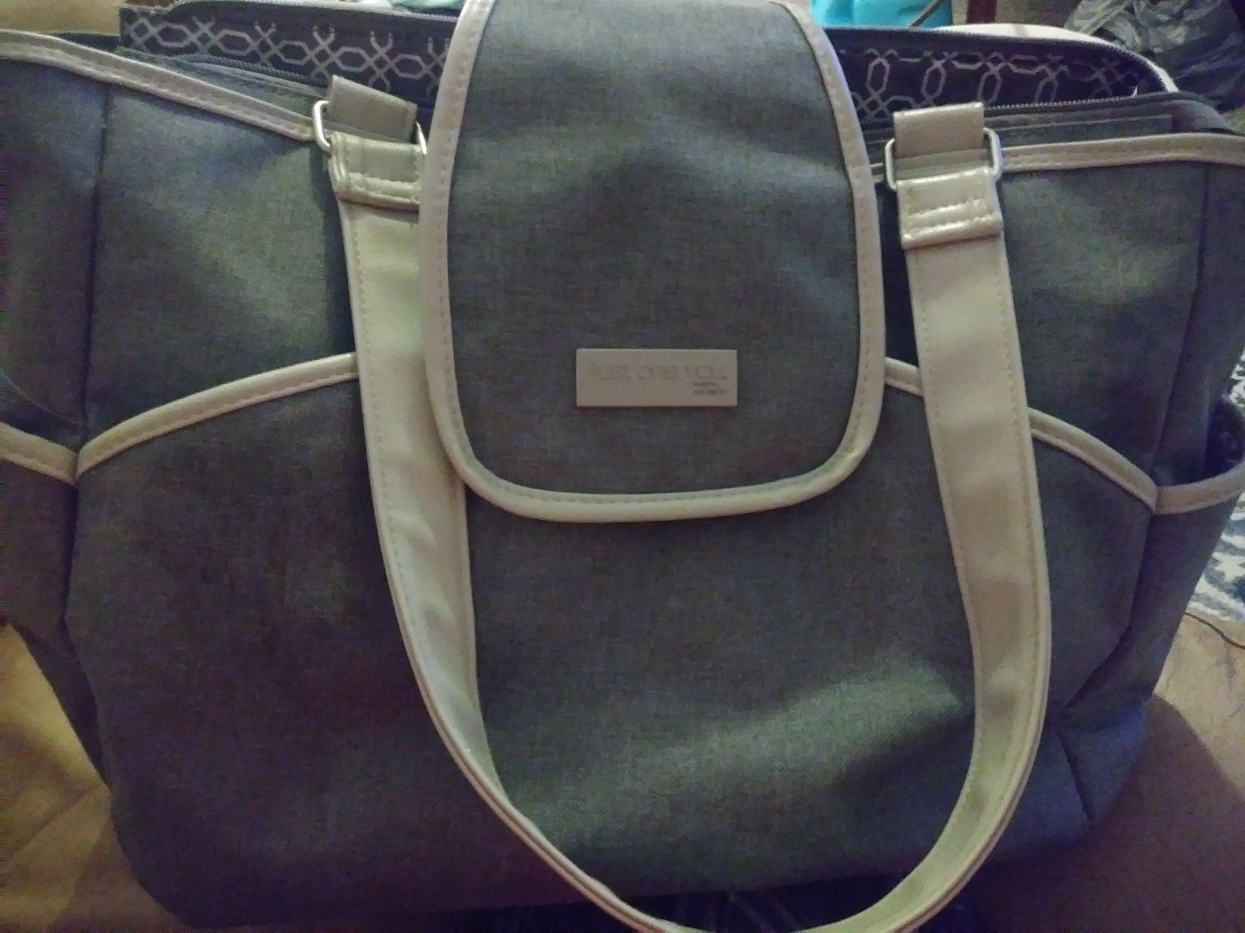 Just one you by Carter's diaper bag