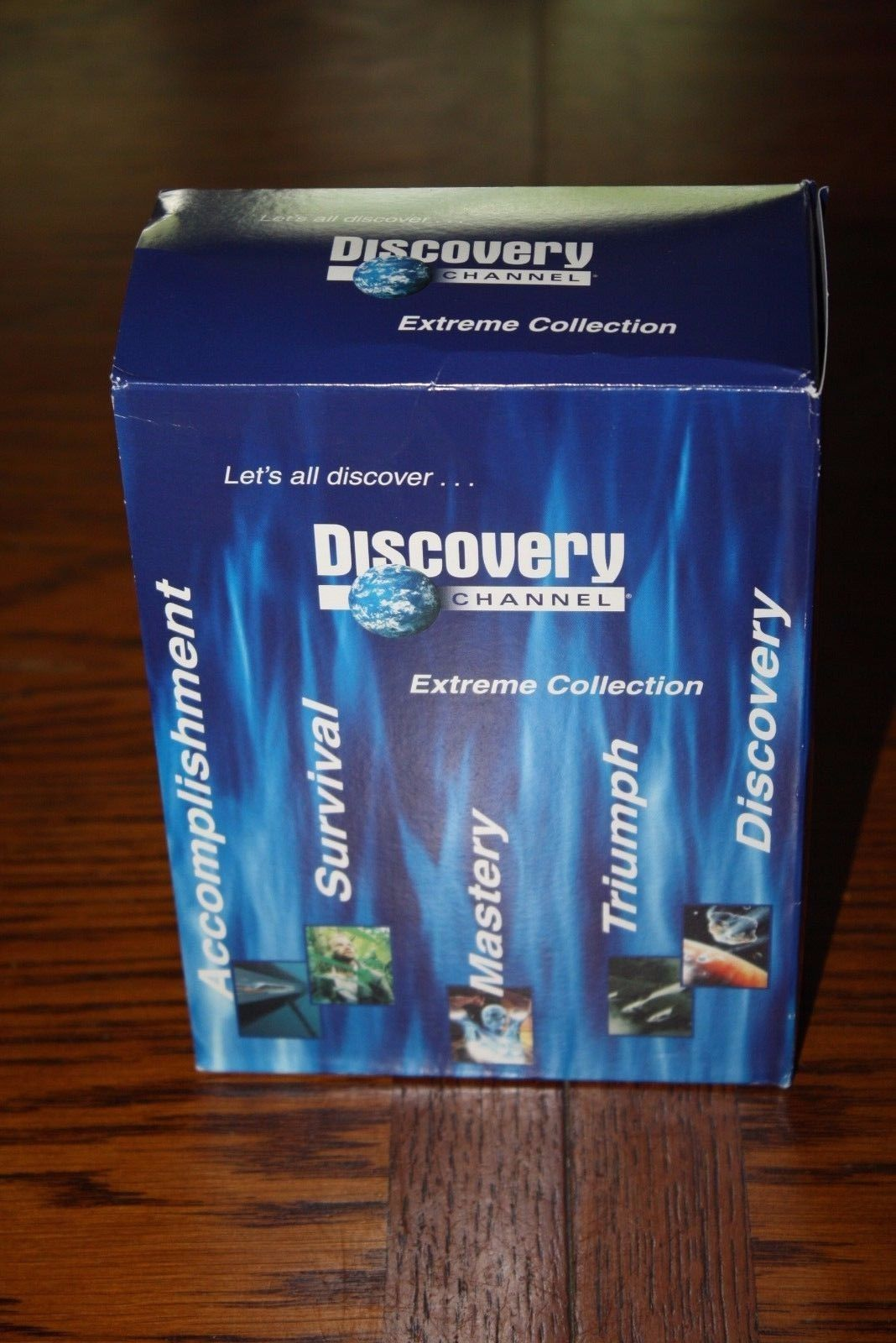 Discovery Channel Extreme Collection 5 Disc DVD Set