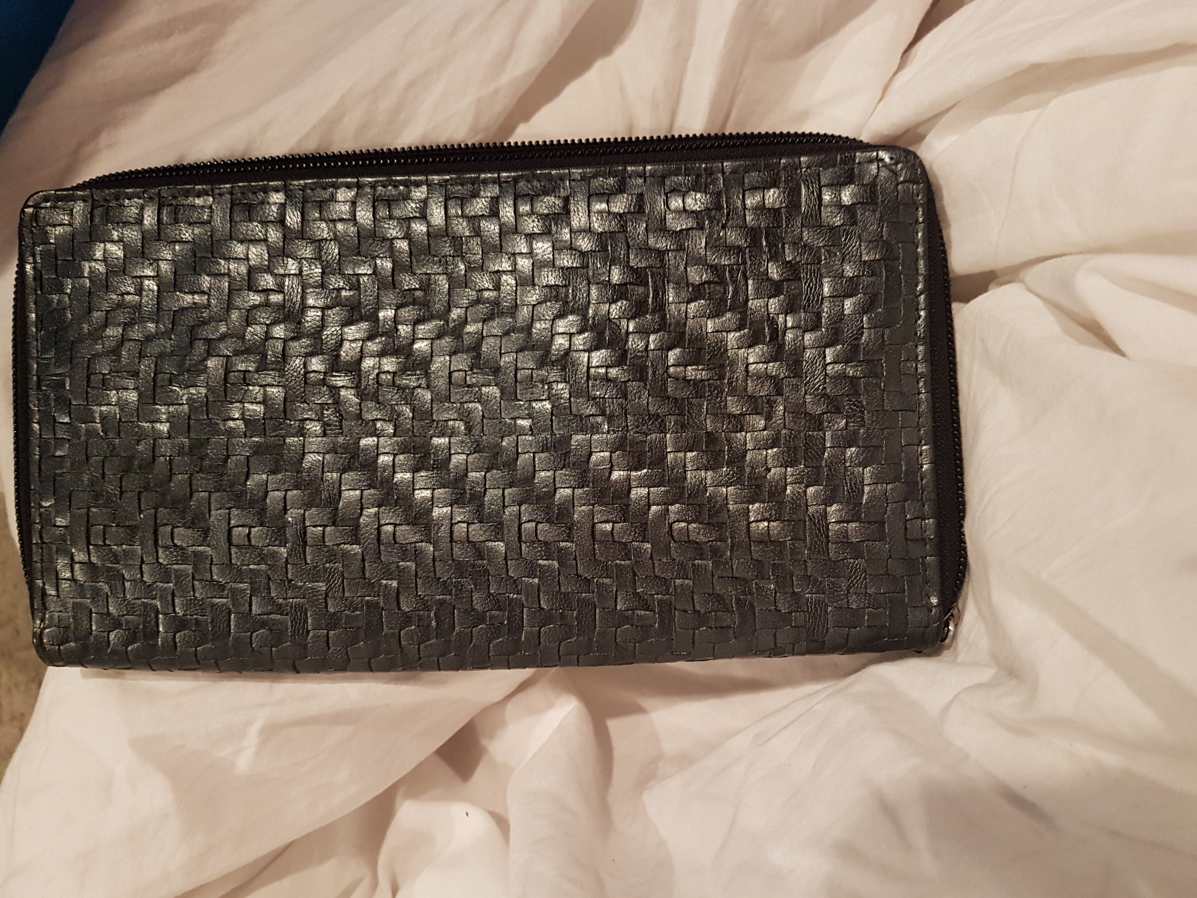 Franc cheque wallet