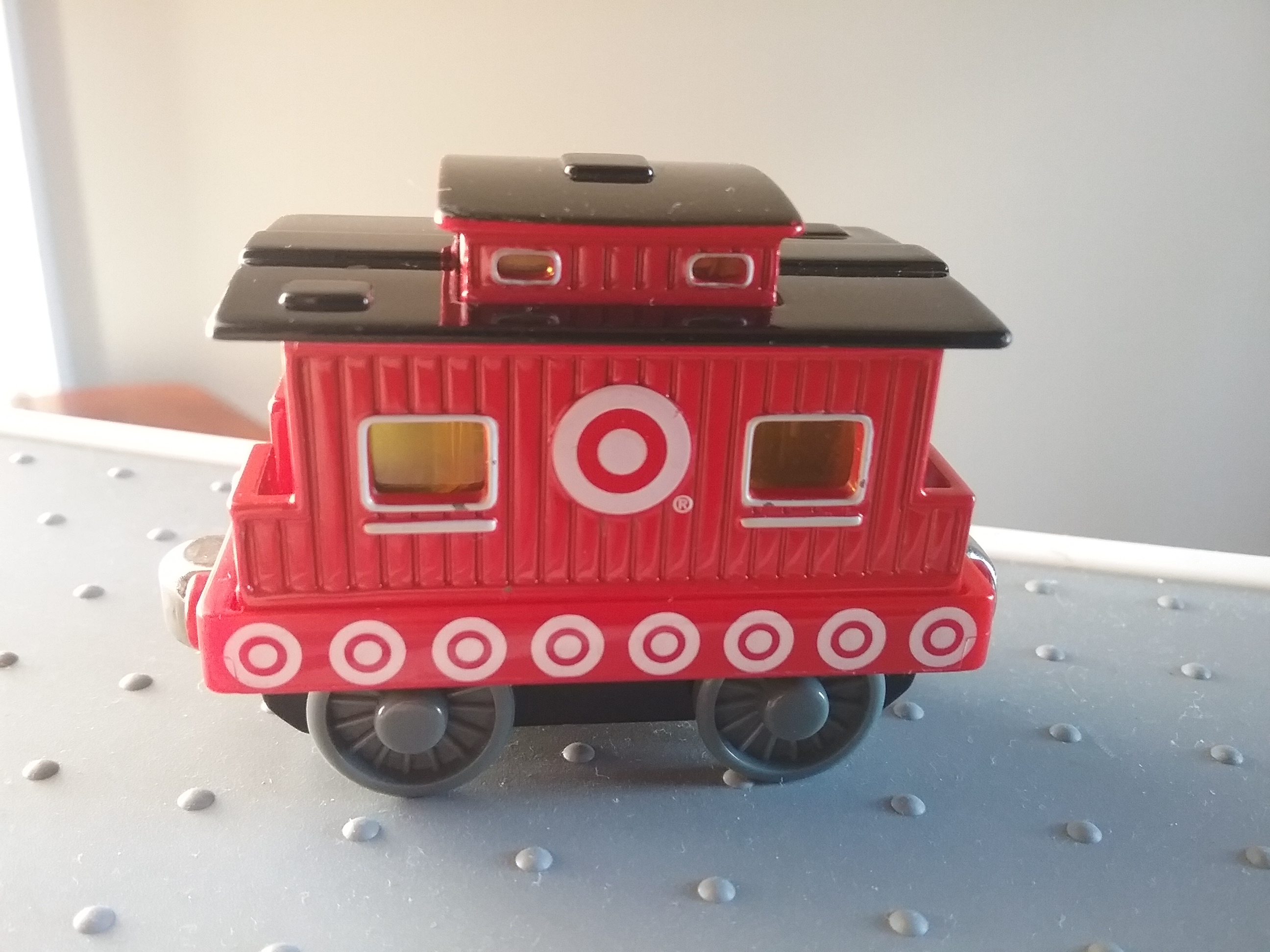 GULLANE (THOMAS) LIMITED TARGET CABOOSE MAGNETIC TRAIN 2002...MEET*    3 LOCATIONS AVAILABLE (READ DESCRIPTION)