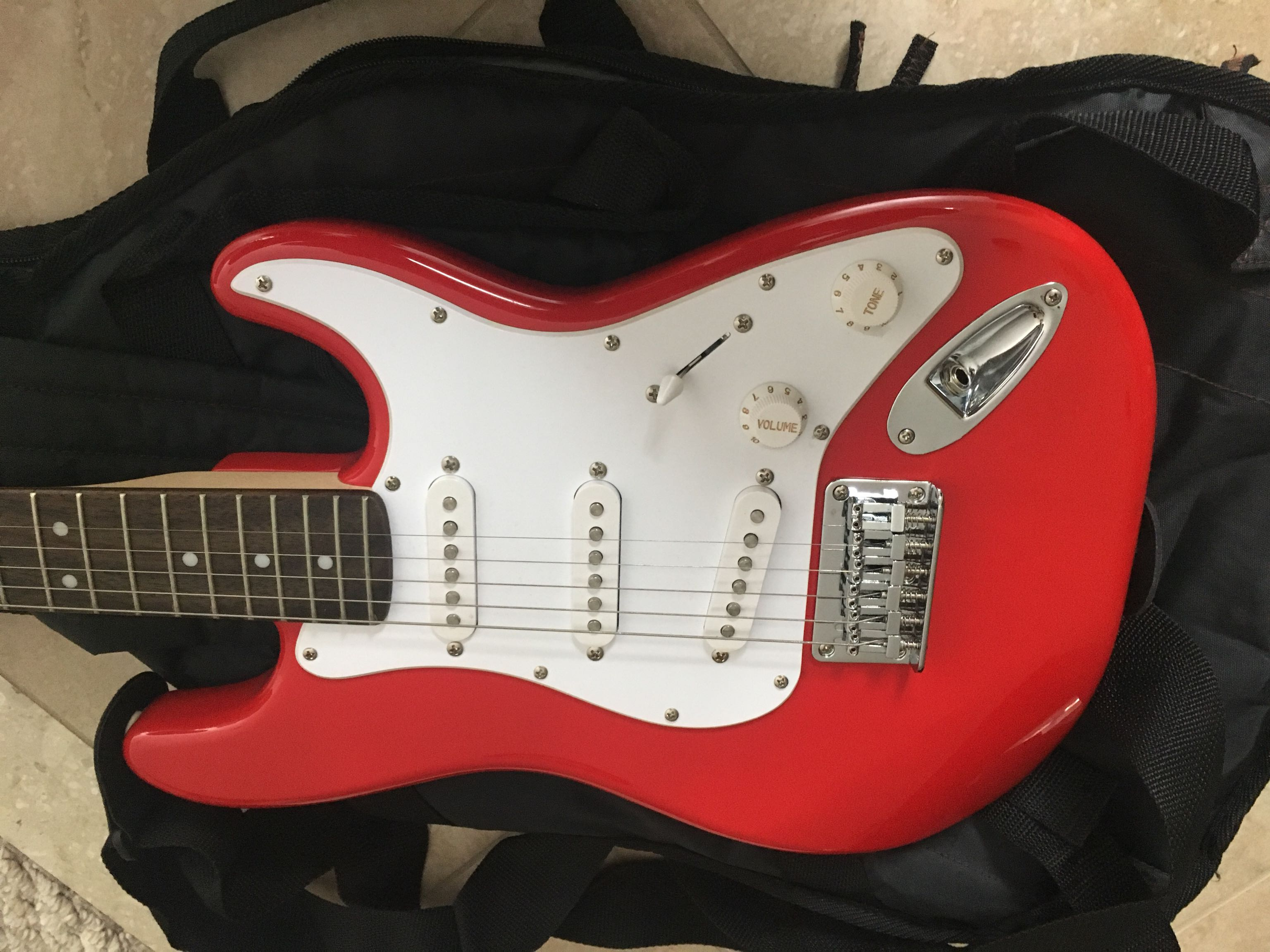 Squier Mini Electric Guitar by Fender
