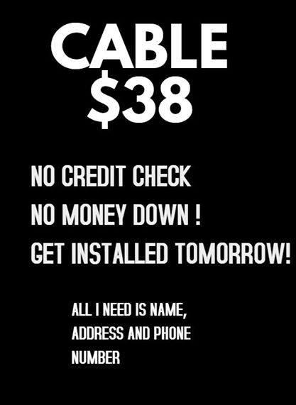 DirecTv for $36!!