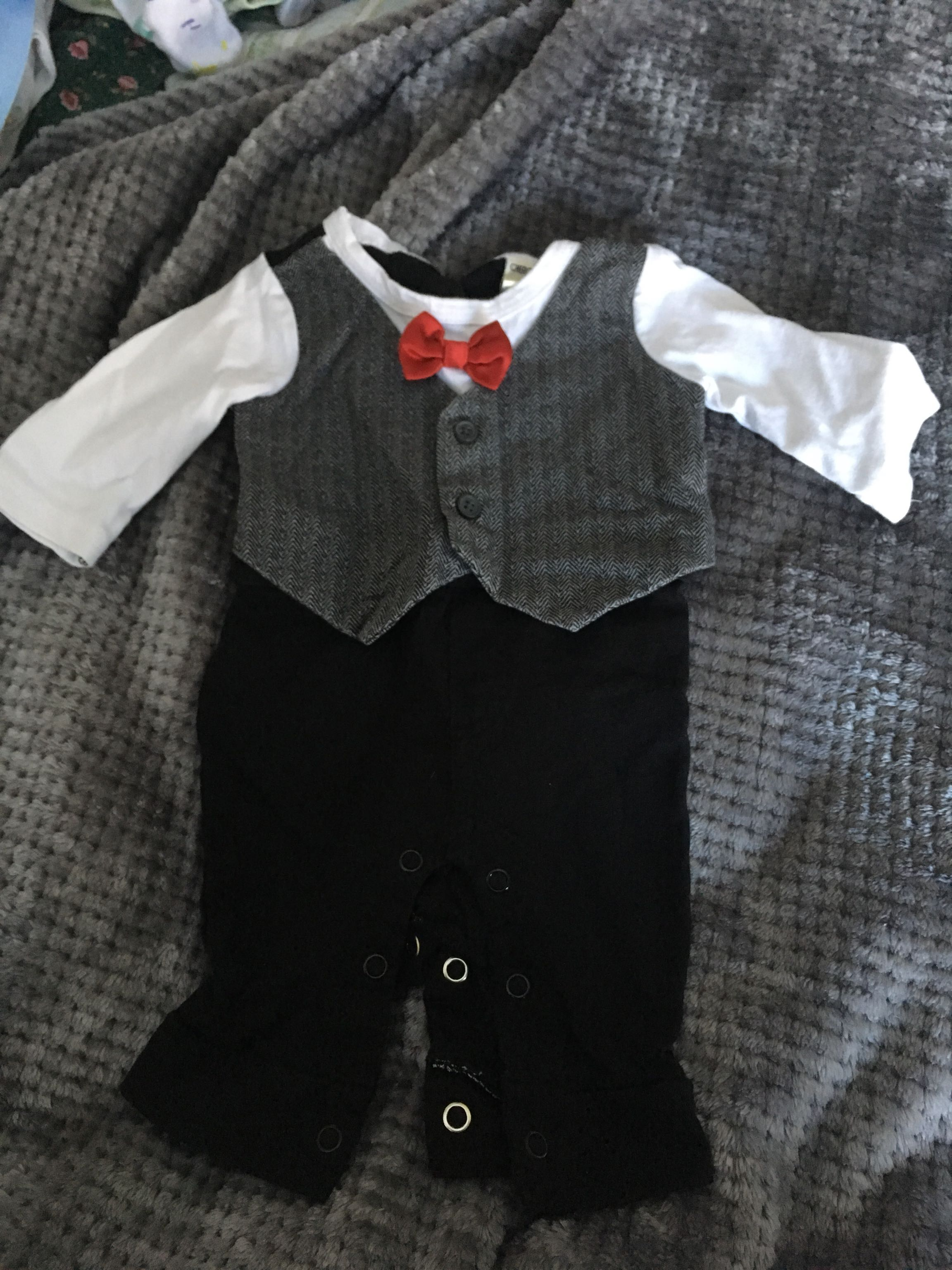 One piece 3 month formal outfit