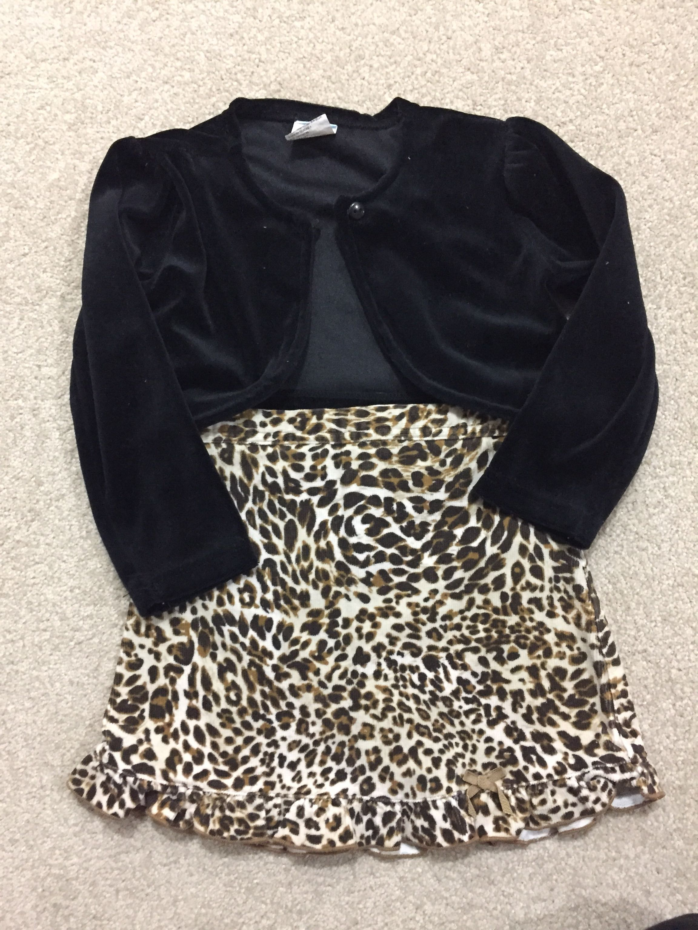 Size 4 Outfit