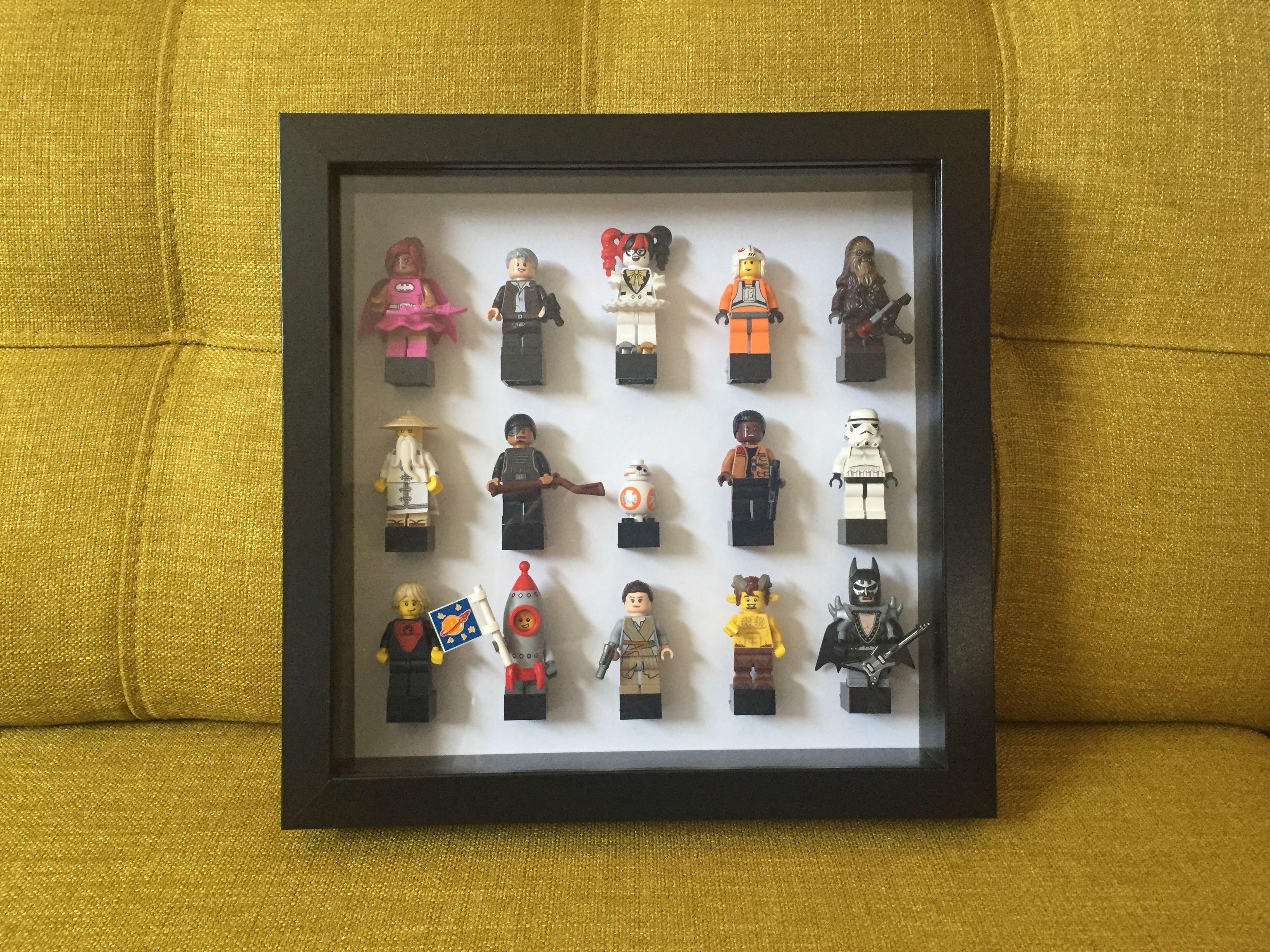 Genoeg Best Brand New - Lego Minifigure Display Case - Lego Minifig, Star @BT99
