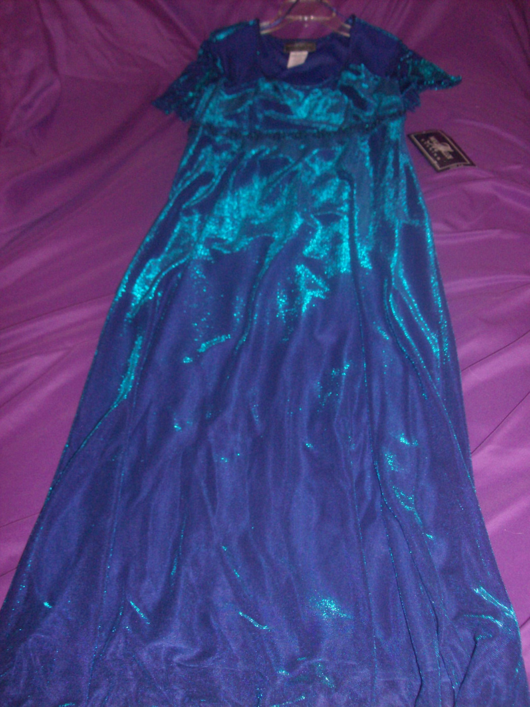 Molly Malloy Evening dress. Size 14.