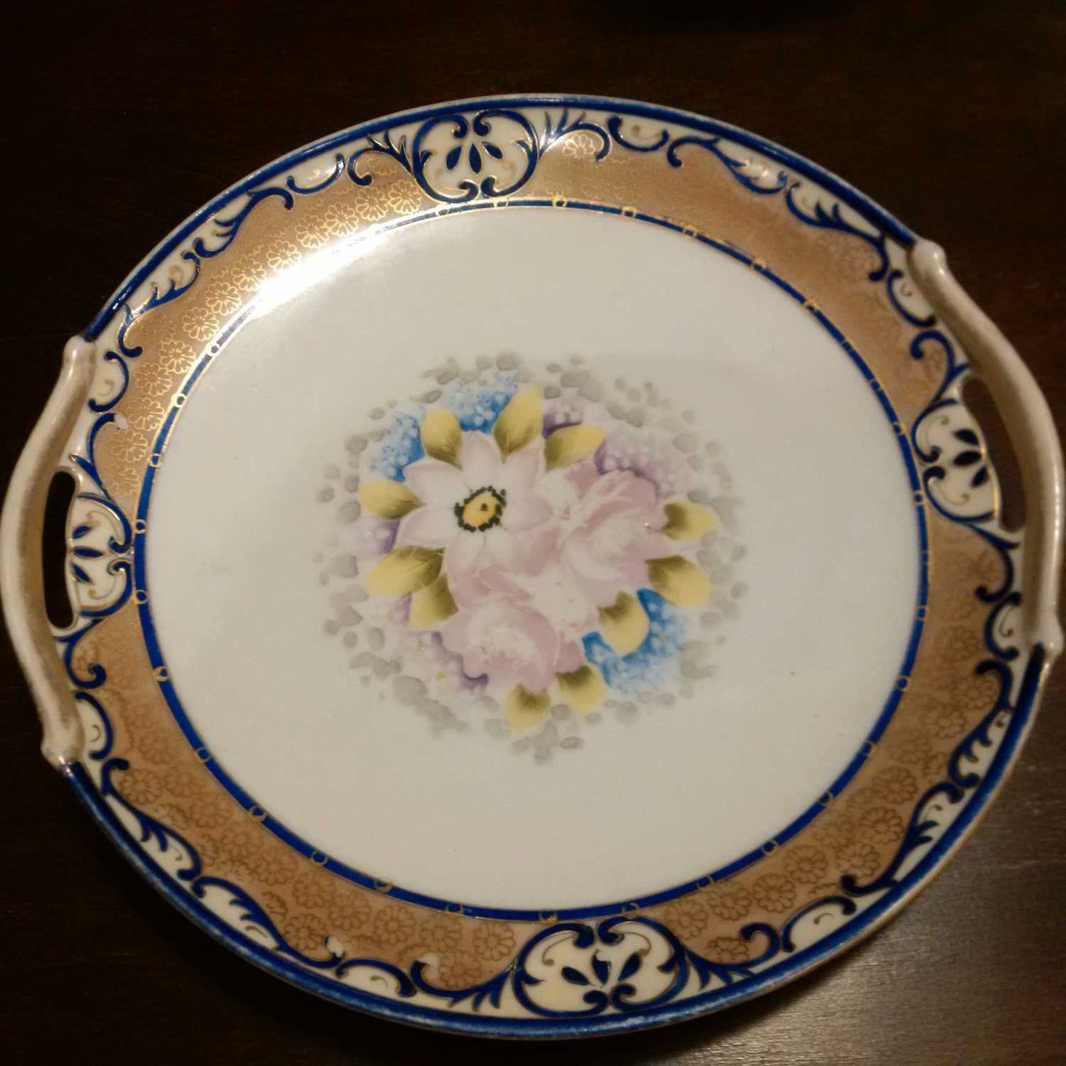Meito China hand painted made in Japan