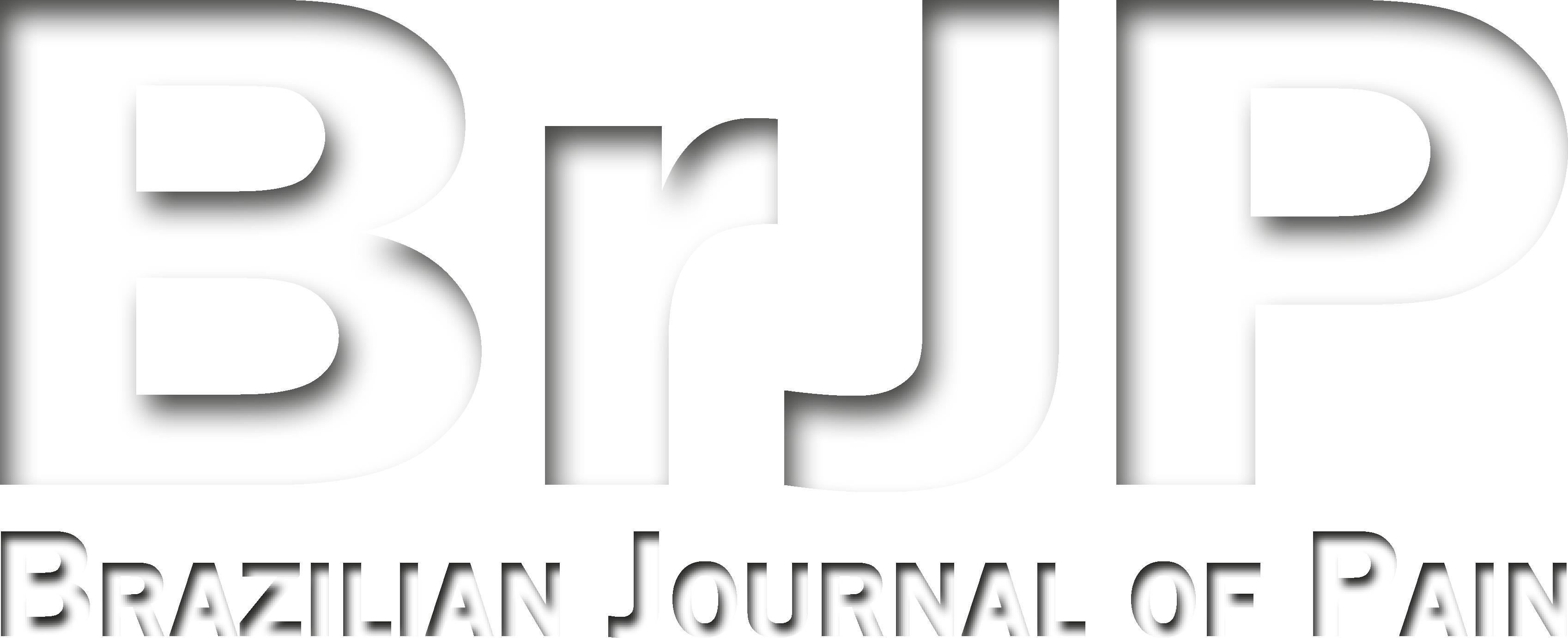 Brazilian Journal of Pain