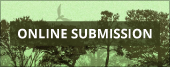 Banner with text ONLINE SUBMISSION