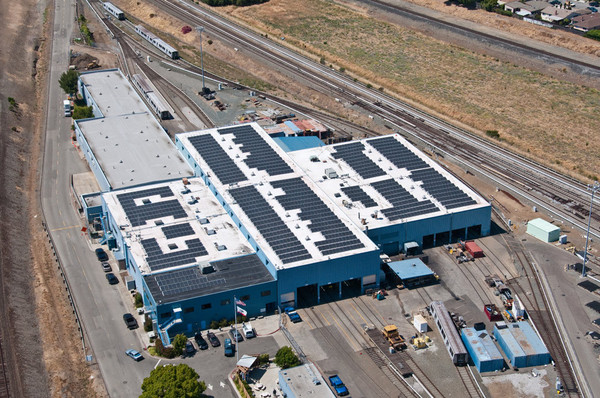 BART Commerical Rooftop Project
