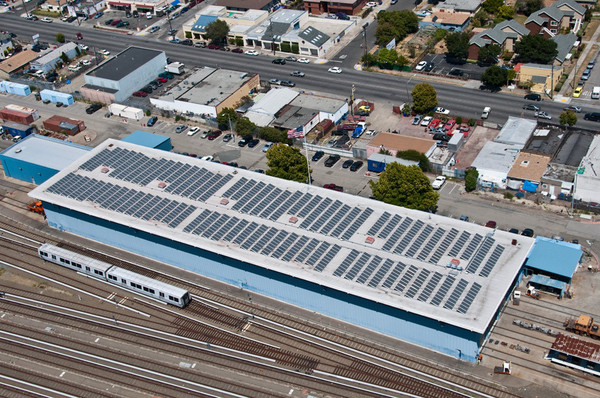 Commercial Solar Rooftop Deployment