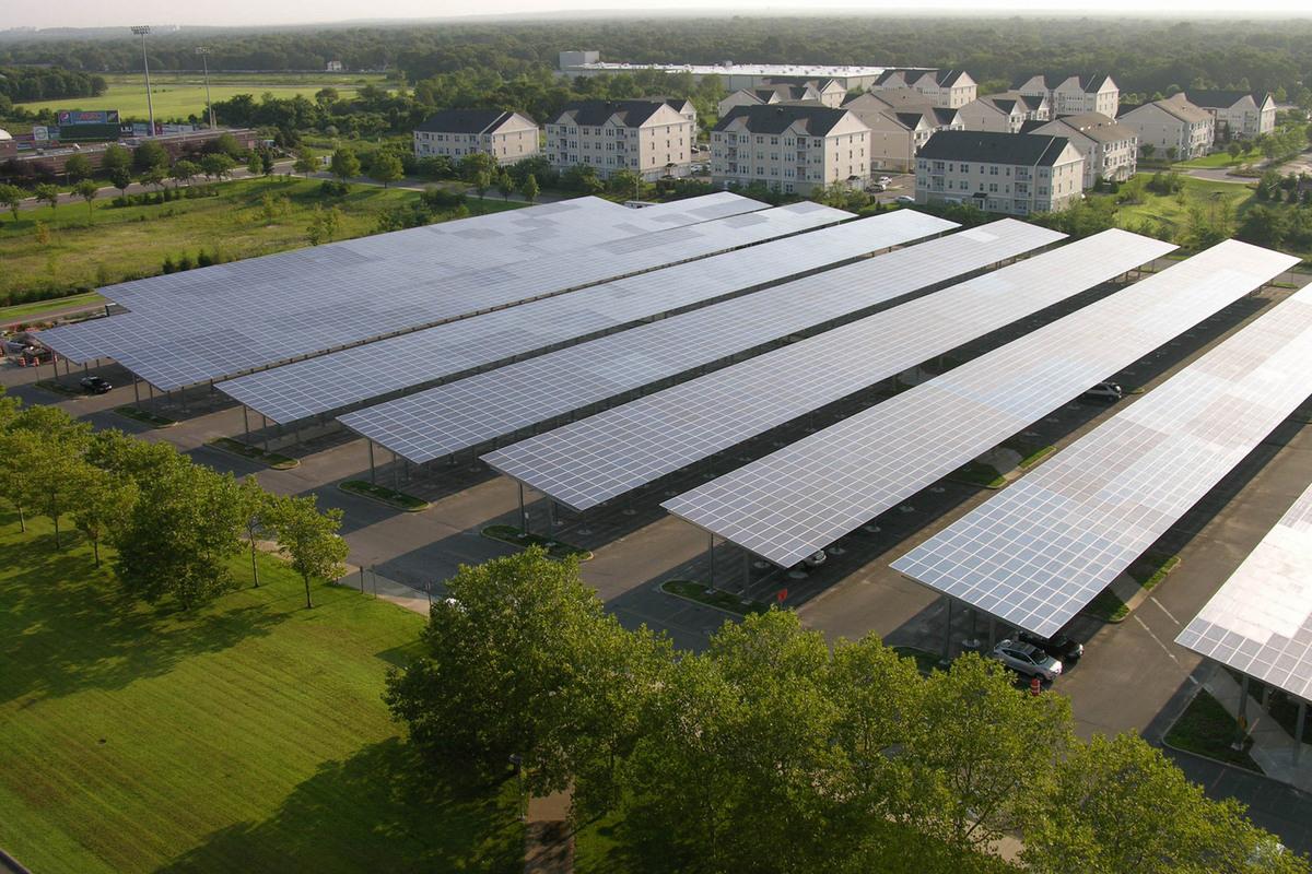 Pv Solar Carports : Solar carports commercial carport design