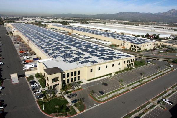 Commercial Rooftop Solar Project