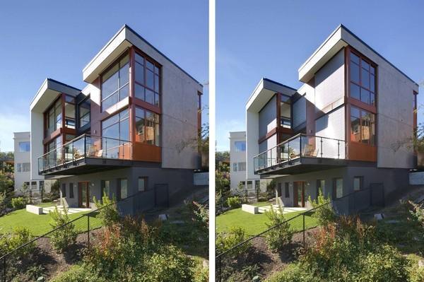 Sustainable architecture capital hill wa natural modern for Sustainable architecture firms