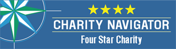A four-star Charity Navigator organization