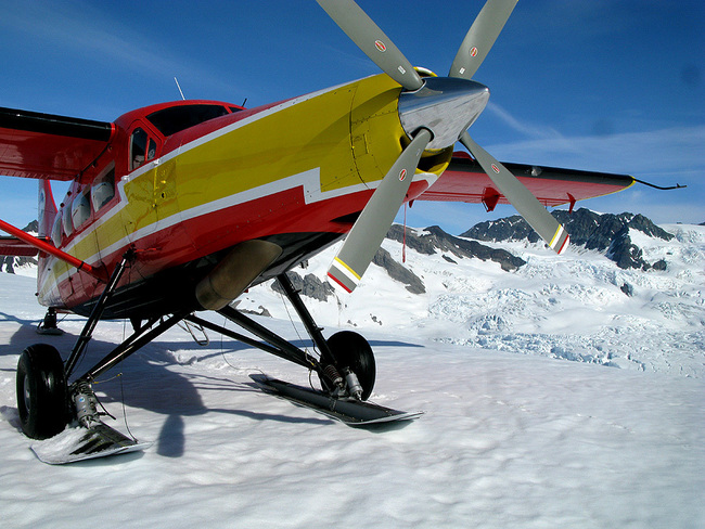 The Otter Planes Ultima Thule Lodge