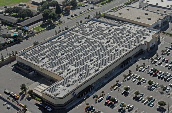 Walmark Commerical Rooftop Solar Project