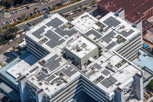 USVA Solar Panel Rooftop