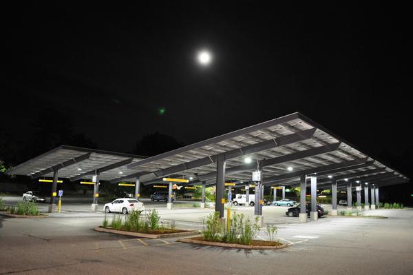 Solar Parking Canopy