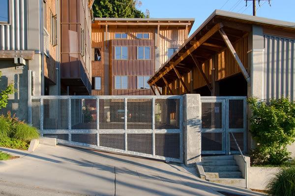 Apartment complexes commercial gates seattle wa