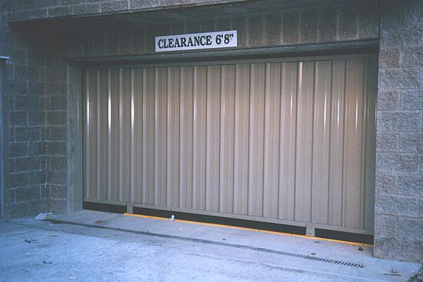 Parking garages commercial gates seattle wa