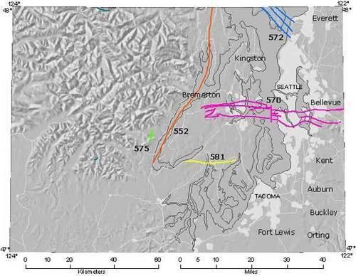 Earthquake Hazard Maps  Sound Seismic