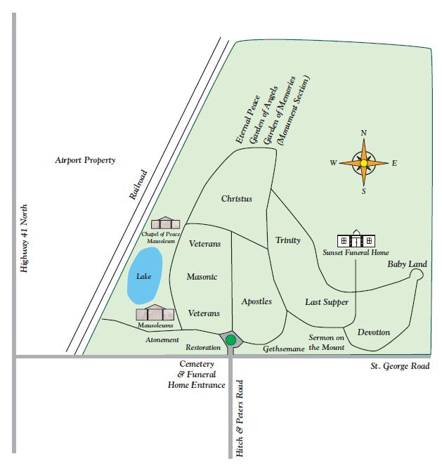 Sunset Memorial Park & Cemetery