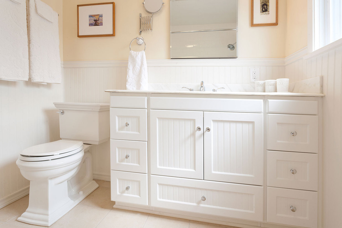 Your Bathroom Can Be Exactly What You Want It To Be, Regardless Of Its  Size. You Donu0027t Necessarily Need To Have A Large Room To Make It Feel  Spacious And ...
