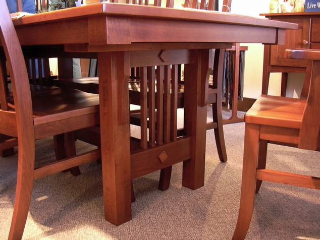 shaker, mission & craftsman dining room furniture : seattle