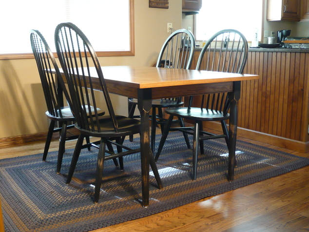 Shaker Mission Craftsman Dining Room Furniture Seattle Mission
