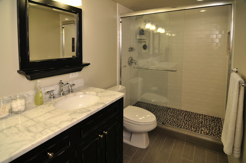 Bathroom Remodels Ballard And Seattle Remodels Built Square