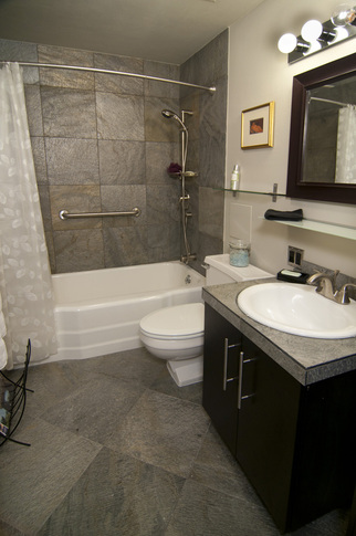 Bathroom remodels ballard and seattle remodels built for Condo bathroom designs