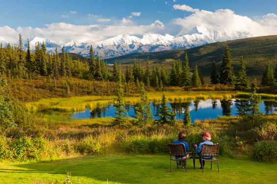 Alaska lodging camp denali and north face lodge autos weblog for Denali national park cabins