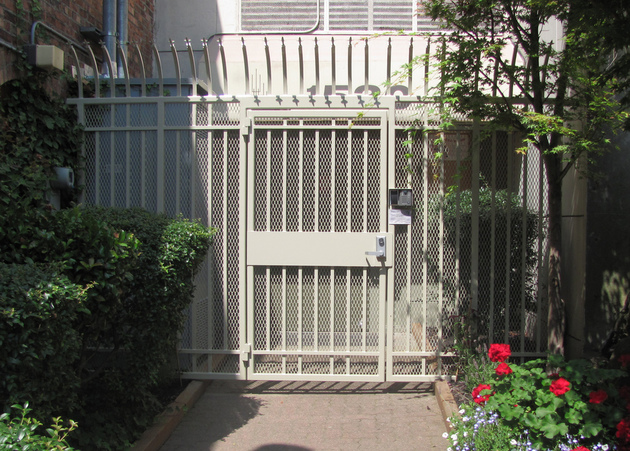 Security doors commercial gates seattle wa