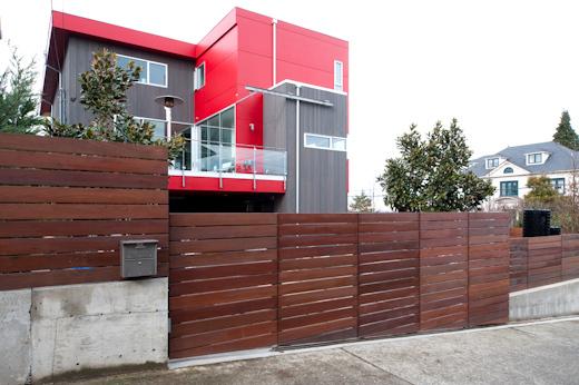 Gate In West Seattle Commercial Gates Seattle WA Seattle Gates