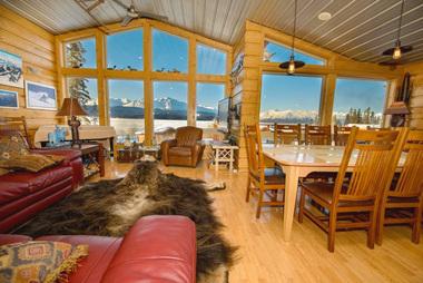 Named Best Alaskan Lodge Ultima Thule Lodge