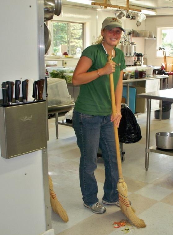 kitchen staff job description