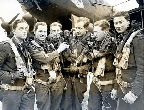 What Was The Dog S Name In The Dam Busters