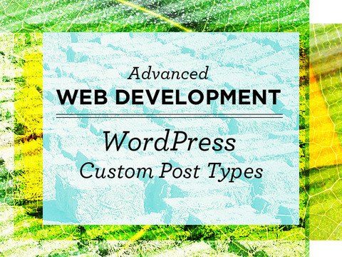 Teamwork-web-development-wordpress-custom-post-types