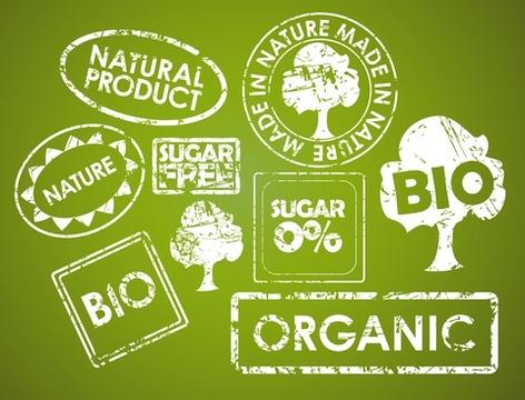 Organic-bio-labels